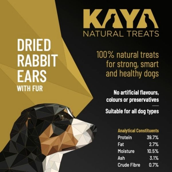 KAYA Natural Dog Treats