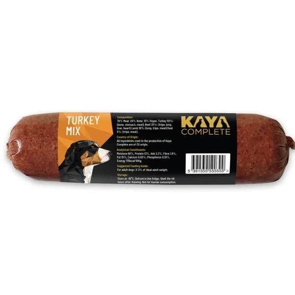 KAYA Complete Turkey raw