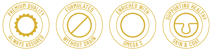 Benefits of grain free dog food