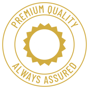 Premium Quality Assured